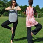 Yoga-Sommerfest