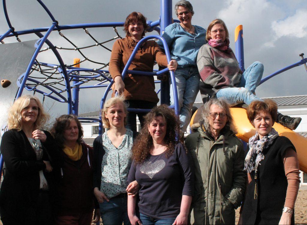Team KGS im Offenen Ganztag